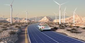 Innovation mondiale : gros plan sur la première route solaire made in France